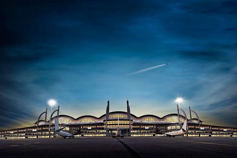 Sabiha Gokcen International Airport.